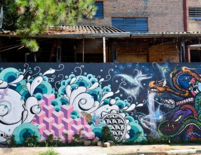 Batman´s alley Street Art Tour Sao Paulo