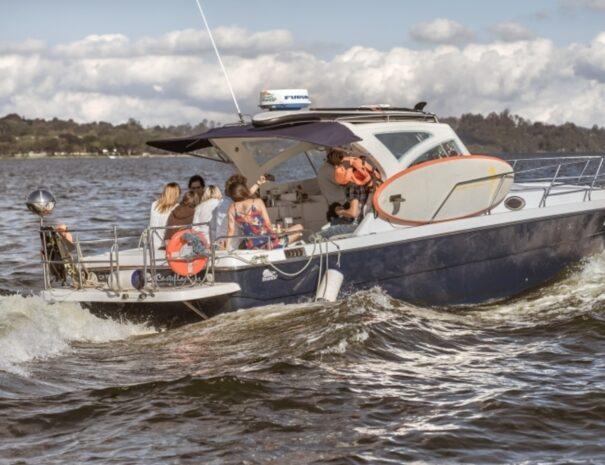 Boat Tour in Sao Paulo