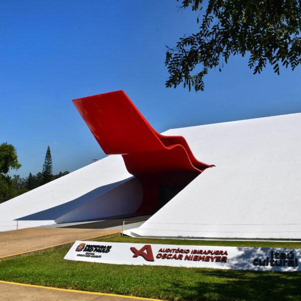 Ibirapuera audithorium Architecture Tour