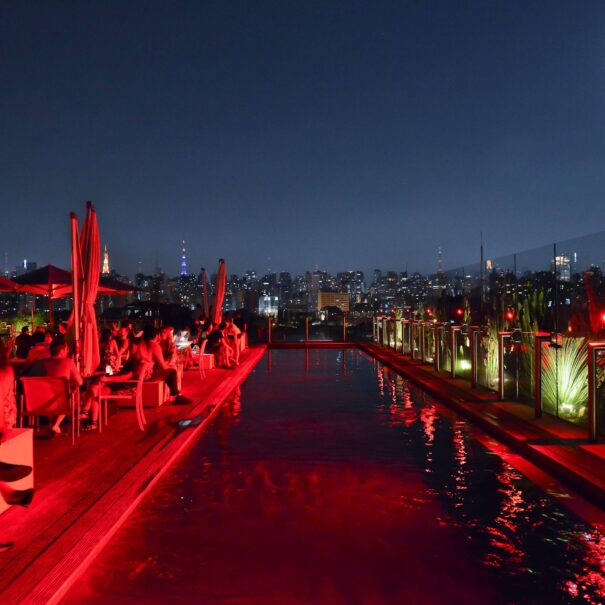 Sao Paulo Night Tour Skyebar