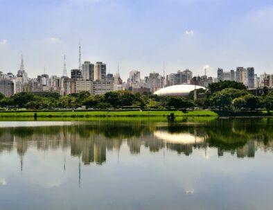 Sao Paulo Tour Ibirapuera park