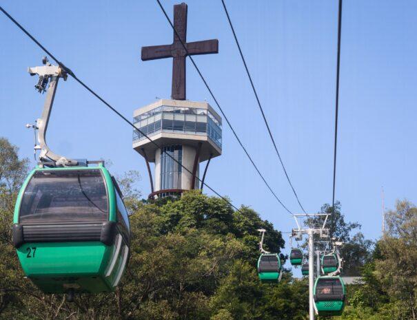 Tour to Aparecida Cruzeiro hill