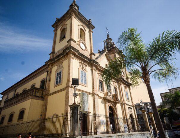 Tour to Aparecida Former Basilica